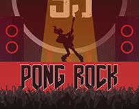 Pong Rock, A Pong Game