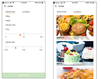 Swiggy App redesign ideas