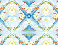 Dynamic seamless patterns