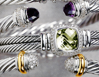 Fine Jewelry Catalog Tear Sheets