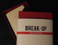 Break-Up Valentines