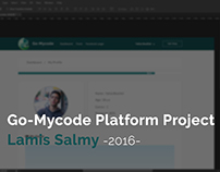 Go-Mycode Platform