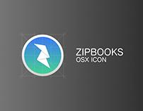 Zipbooks Apple OSX Icon
