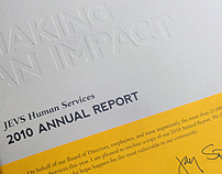 JEVS Human Services 2010 Annual Report