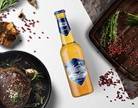 Altanera - Sardinian Beer // Beer Visual Identity