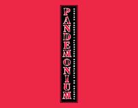 Pandemonium - Fanzine de Synthwave Méchante