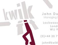 Kwik Fit Re-brand