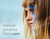 Manuel Gimenez Films - Website design