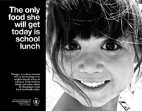 United Nations World Food Program Campaign