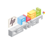HP Play Center Logos