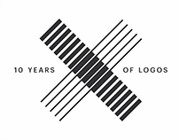 10 Years of Logos & Marks