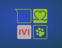IVI Instituto Veterinário de Imagem - Branding