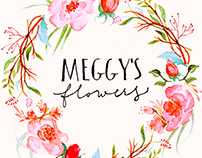 Meggy's flowers