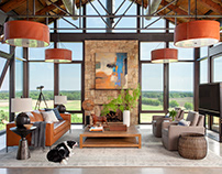Rocking 8 Ranch by Sanders Architecture