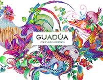 Brand Identity, GUADUA Cocina Ecuatoriana