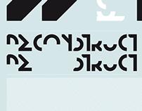 Deconstruct Font
