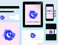Creative Chicks / Branding and Visual Identity