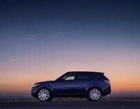 Range Rover Sport = Poweeerrrrr!!
