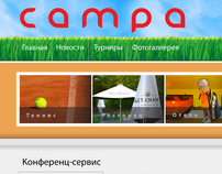 CAMPA web site