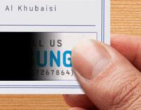 Samsung Business Card