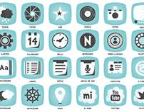 Icon Design & Graphic Identity for TV Program