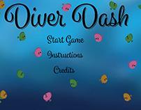 Diver Dash UI