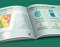 eCcommerce Infographic Booklet - 24 Pages