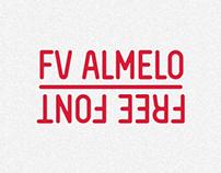 Free font FV Almelo