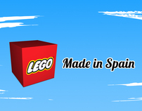 Lego, Made in Spain