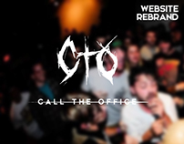Call The Office// REBRAND