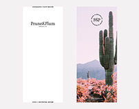 Prune&Plum - Cactus and Succulent