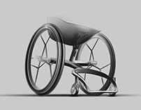 GO wheelchair sketches