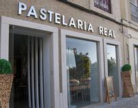 A Real - Pastelaria-Restaurante-Sala de Chá
