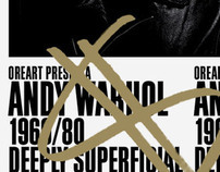 Andy Warhol $ Deeply Superficial