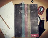 Blast 2012 Summer Catalog
