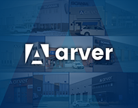 Arver - Website Redesign