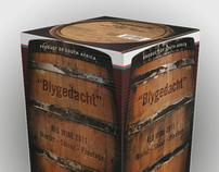 """""""Blygedacht"""" - Wine packaging"""