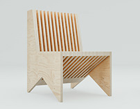 PAAW - Plywood furniture collection | part one