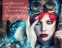 Magic Dreams · Workshops de Rebeca Saray