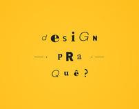 design pra quê?