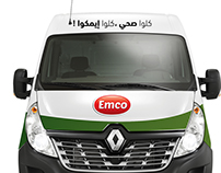 EMCO Habillage Flotte