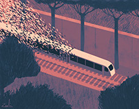About expensive railway costs (Il Fatto Quotidiano)