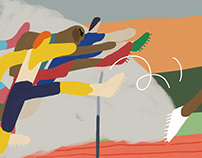 Illustrations for Serpstat pt. 2
