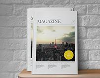Multipurpose Magazine Template Vol.V