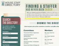 House Staff Directory