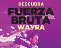 Fuerza Bruta -Wayra