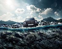 Mercedes SUV Range