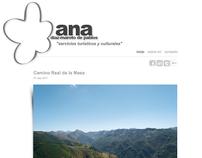 """Blog """"Ana Servicios Turísticos y Culturales"""""""