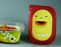Papaya Package Design