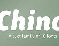 ITC Chino (Typefamily)